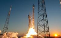 Новый двигатель Falcon 9 взорвался во время испытаний