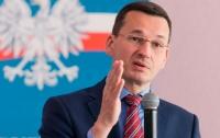 Польша хочет, чтобы санкции США распространялись и на