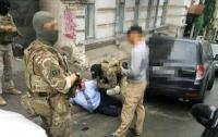 Главу полиции охраны Будника, который погорел на взятке, выпустили под залог