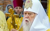 Во Владимирский собор к Филарету приехали 4 епископа