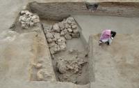 Нашли очень древний магазин под землей