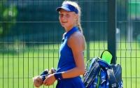 Украинская теннисистка возглавила мировой рейтинг юниоров