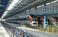 В Киеве открыли современную «паровозомойку»