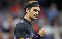 Федерер одержал сотую победу на Уимблдоне