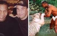 Экс-тренер Майка Тайсона рассказал, как боксер закрыл его в клетке с тигром