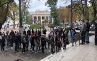 Студенты рискуют свободой ради Кивалова