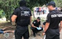 В центре Одессы предотвратили взрыв и убийство (видео)