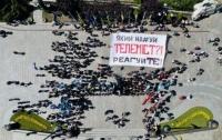 К Зеленскому пожаловали некоторые граждане с новыми требованиями