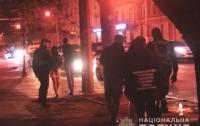 Одесские полицейские провели ночь среди