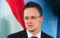 Венгрии хотелось бы увидеть от Украины конкретные действия в языковом вопросе, - Сийярто