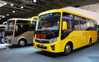 Еще один автобусный завод появится в Украине