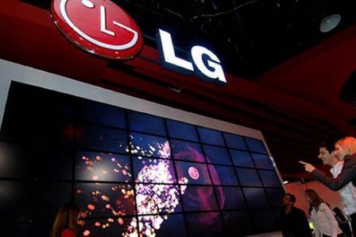 LGразработала раздвижной искладной гибкий экран