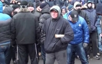 Титушки: защищали Януковича – защитят и Порошенко, - СМИ