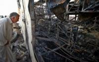 Двойной теракт в Ираке: 35 погибших, 50 раненых