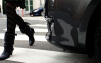 Женщина в Луцке бросалась под колеса автомобиля