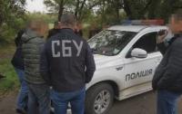СБУ в Днепропетровской области задержала на взятке троих полицейских
