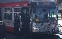 В США водитель автобуса помог задержать похитительницу младенца
