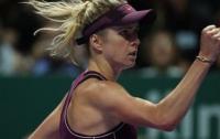 Украинка выиграла итоговый турнир WTA