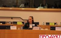 И.Бережная: Европарламент позитивно оценил действия украинской власти по вопросам евроинтеграции.