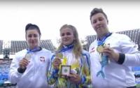 Очередную победу одержали молодые украинцы (видео)