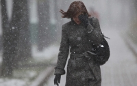 В Украину идет мощный шторм