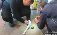 В баре под Одессой продавали гранаты