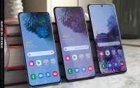 Смартфоны Samsung Galaxy S21 останутся без подэкранной селфи-камеры