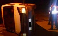 Пьяный водитель пытался прорваться через границу в Молдову