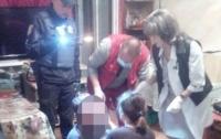 Вооруженный мужчина устроил жестокую драку в Тернополе