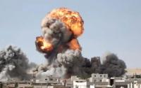 В Сирии при взрыве машины погибли десятки людей (видео)