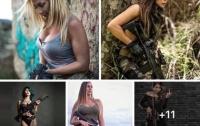 Военный чиновник использовал полуголых девушек для призыва в армию