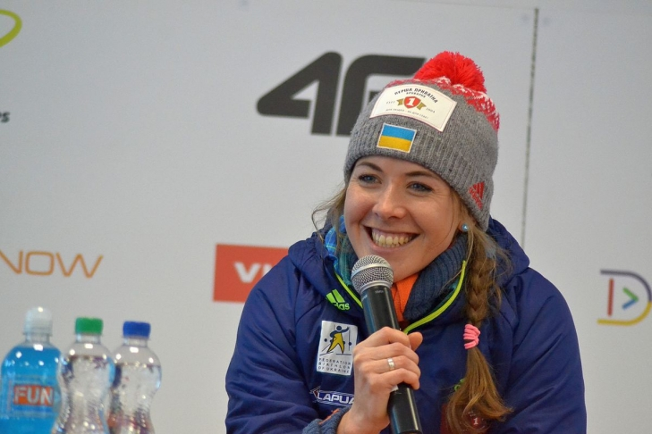 Немецкая биатлонистка Херманн выиграла спринт наэтапеКМ вШвеции