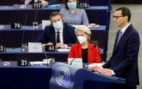Премьер-министр Польши обвинил ЕС в шантаже и превышении своих полномочий