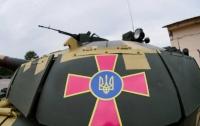 В Киеве покажут новую военную технику, которою отправят в зону АТО