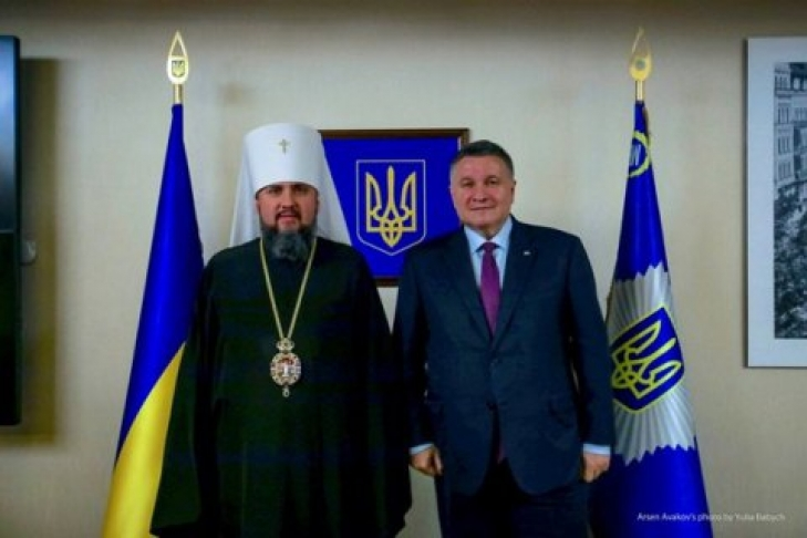 Епифаний онамерении вернуть Киевский патриархат: Это утрата  Томоса