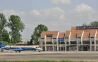 В Ивано-Франковске совершил аварийную посадку самолет