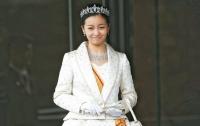 Внучка японского императора отказалась от титула ради простолюдина