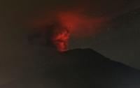 На юге Италии произошло мощное извержение вулкана