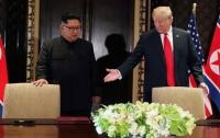 Президент Южной Кореи вручил Трампу послание от Ким Чен Ына