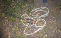 В Киеве поймали серийного похитителя кабеля связи