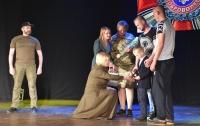 Добровольцям Луганщини сьогодні щиро подякували (відео)