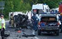 В Крыму КАМАЗ без тормозов таранил автомобили: 5 человек погибли, 9 ранены (видео)
