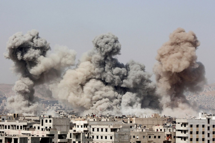 Сирия потеряла из-за войны около $226 млрд.