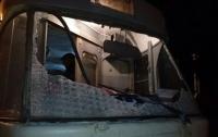 Неизвестные обстреляли трамвай в Днепре