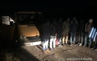 Неожиданный поворот: на Закарпатье остановили две подозрительные машины