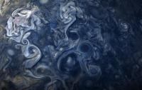 NASA опубликовало необычный снимок Юпитера