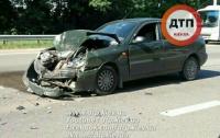 ДТП в Борисполе: Daewoo протаранил Chevrolet, есть пострадавшие
