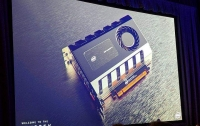 Графики Intel показали эскиз новой видеокарты
