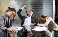 ТОП-5 раздражителей среди офисных работников