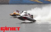 Под Киевом пройдут скоростные гонки на воде
